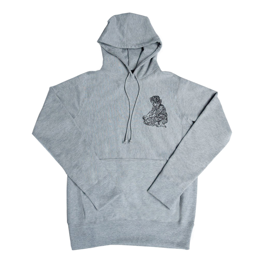 Raised by Wolves x Mort Hoodie - The Letter Bet