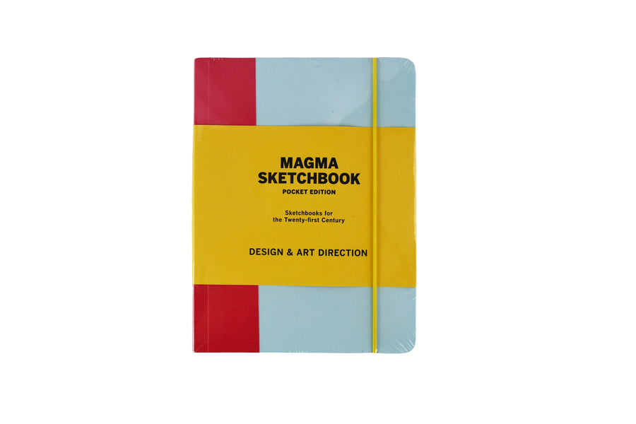 Magma Sketchbook - Design and Art Direction (Pocket Edition) - The Letter Bet