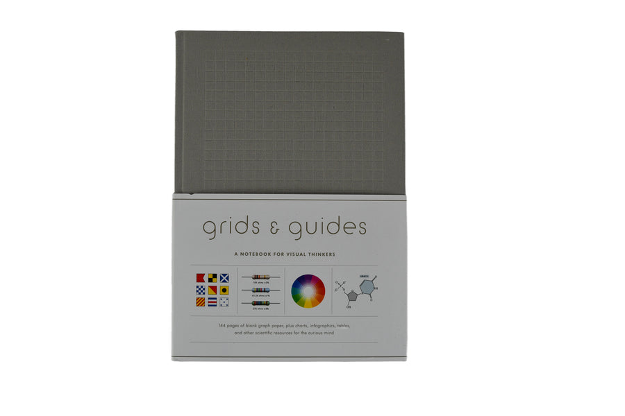 Grids and Guides (Grey) - The Letter Bet