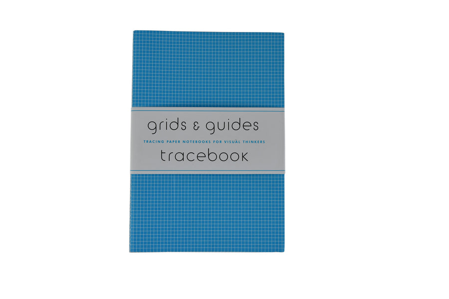 Grids and Guides Tracebook - The Letter Bet