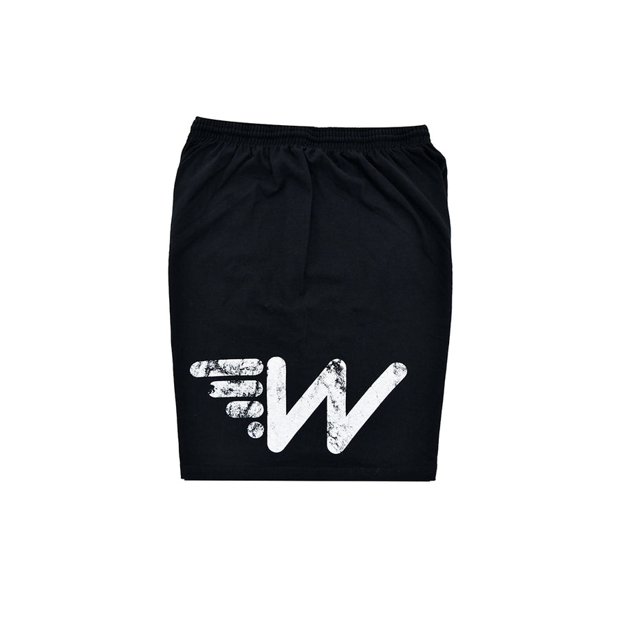 """FIGHT OR FLIGHT"" JOGGER SHORTS - The Letter Bet"