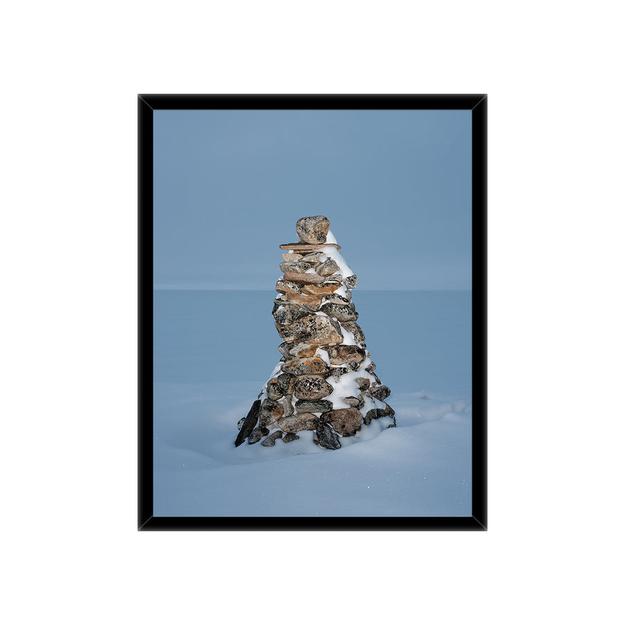 Inukshuk - The Letter Bet