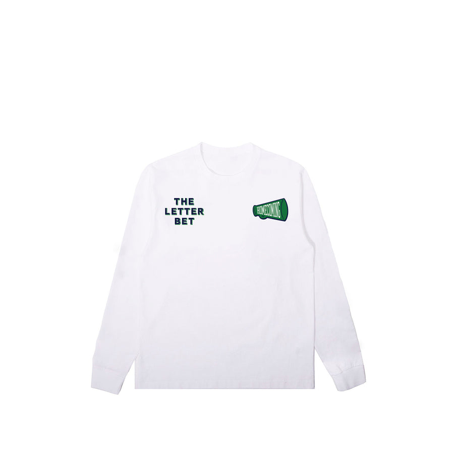 HOMECOMING LONGSLEEVE - The Letter Bet