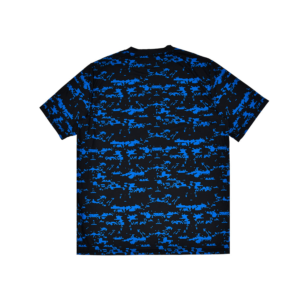 Camo Tee - The Letter Bet