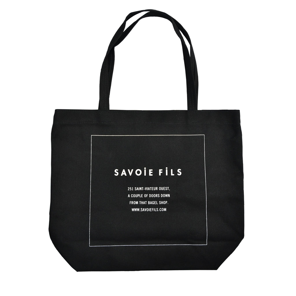 Savoie Fils Tote Bag - The Letter Bet
