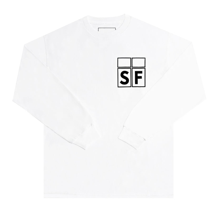 Savoie Fils Window Sticker Longsleeve - The Letter Bet