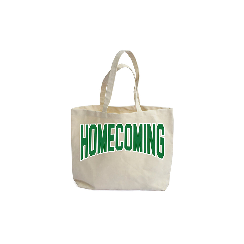 HOMECOMING TOTE - The Letter Bet