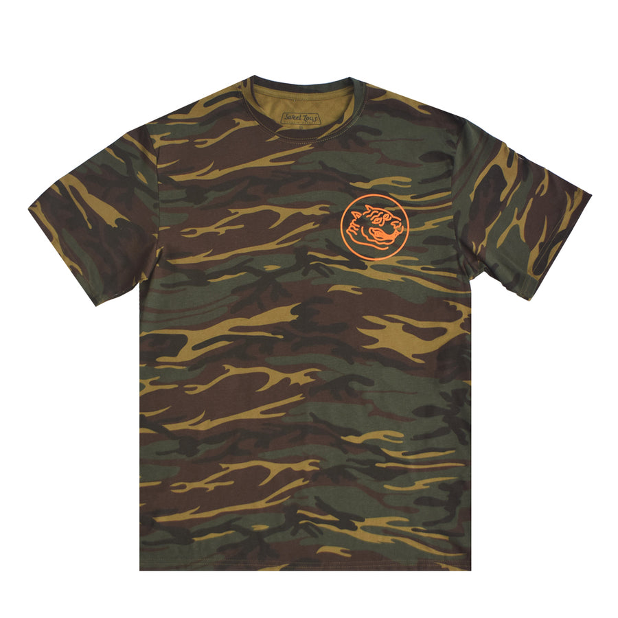 Sweet Lou's Camo Dog T-Shirt