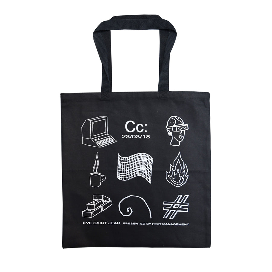 CC Tote - The Letter Bet