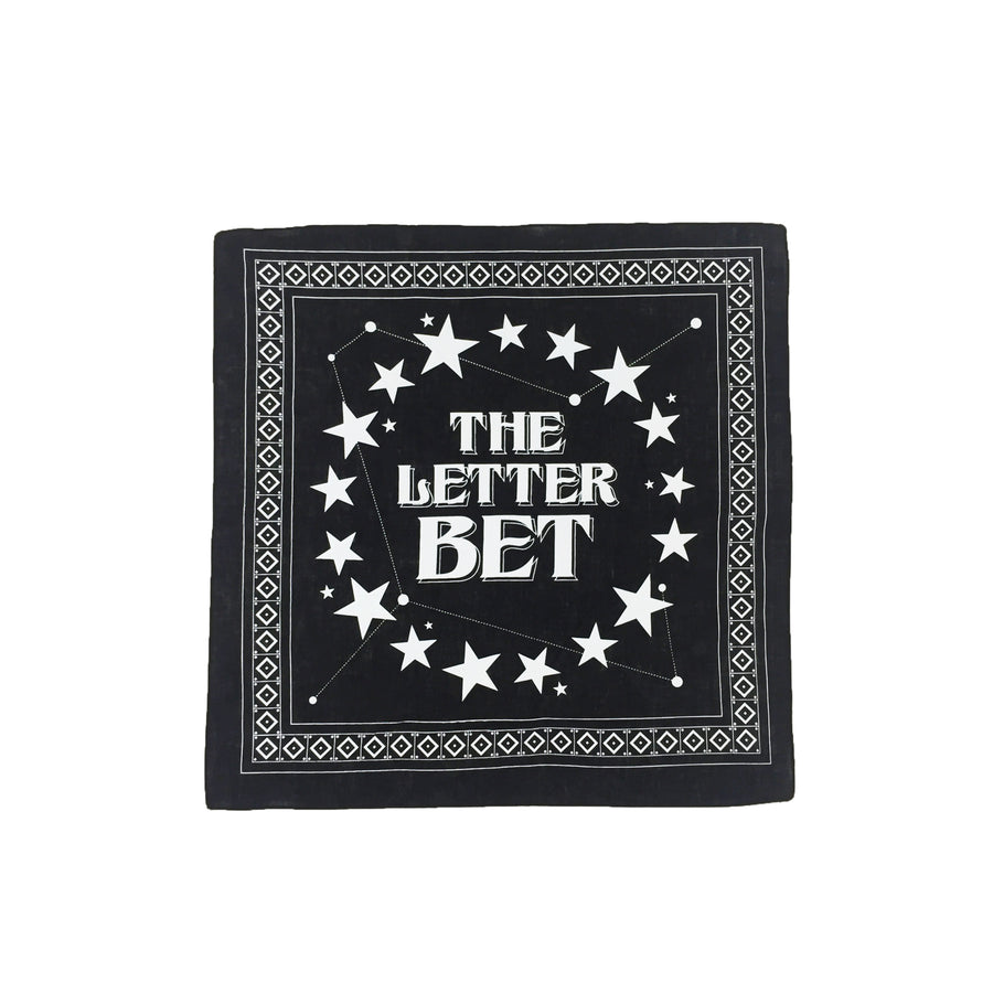 The Letter Bet Flag