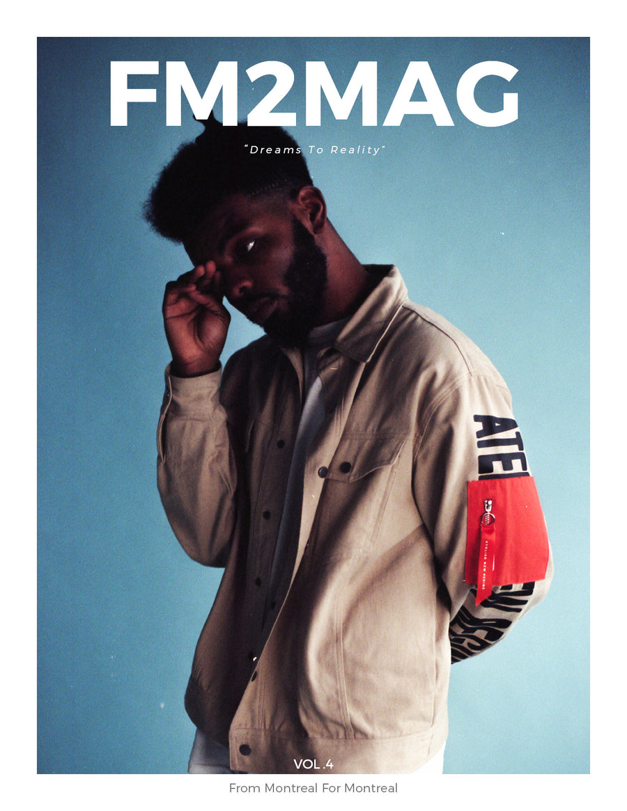 FM2MAG VOL.4 (Film Edition) - The Letter Bet