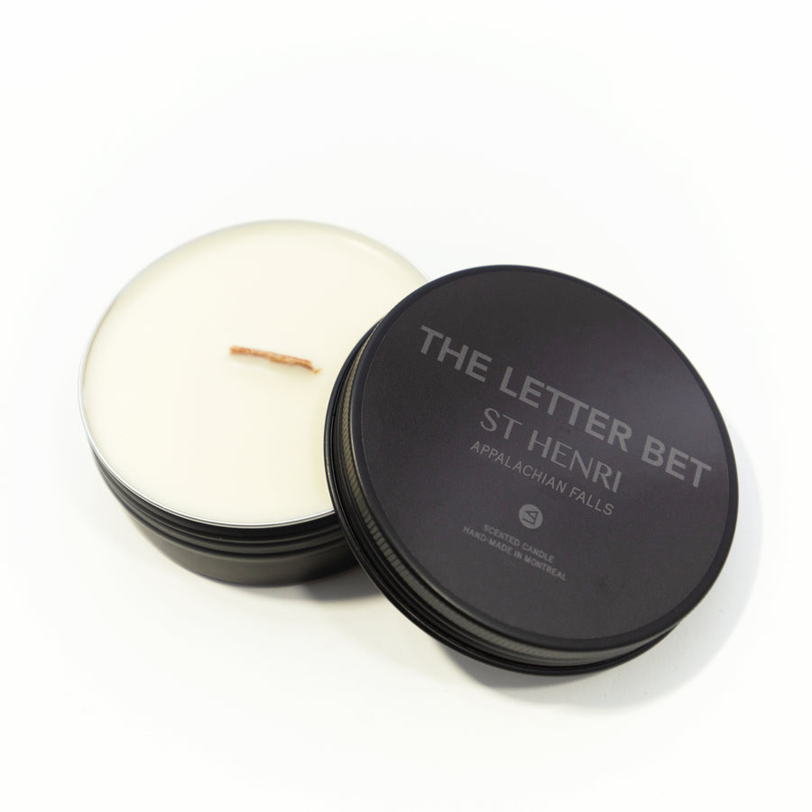 Appalachian Falls Candle - The Letter Bet