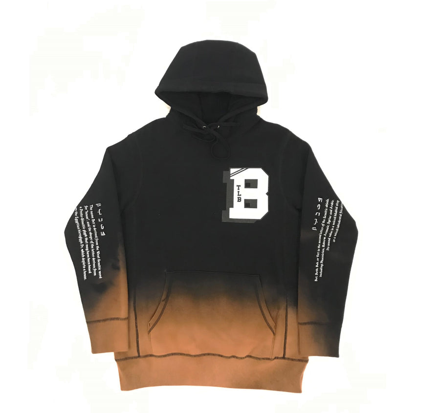 Glyph Hoodie - The Letter Bet