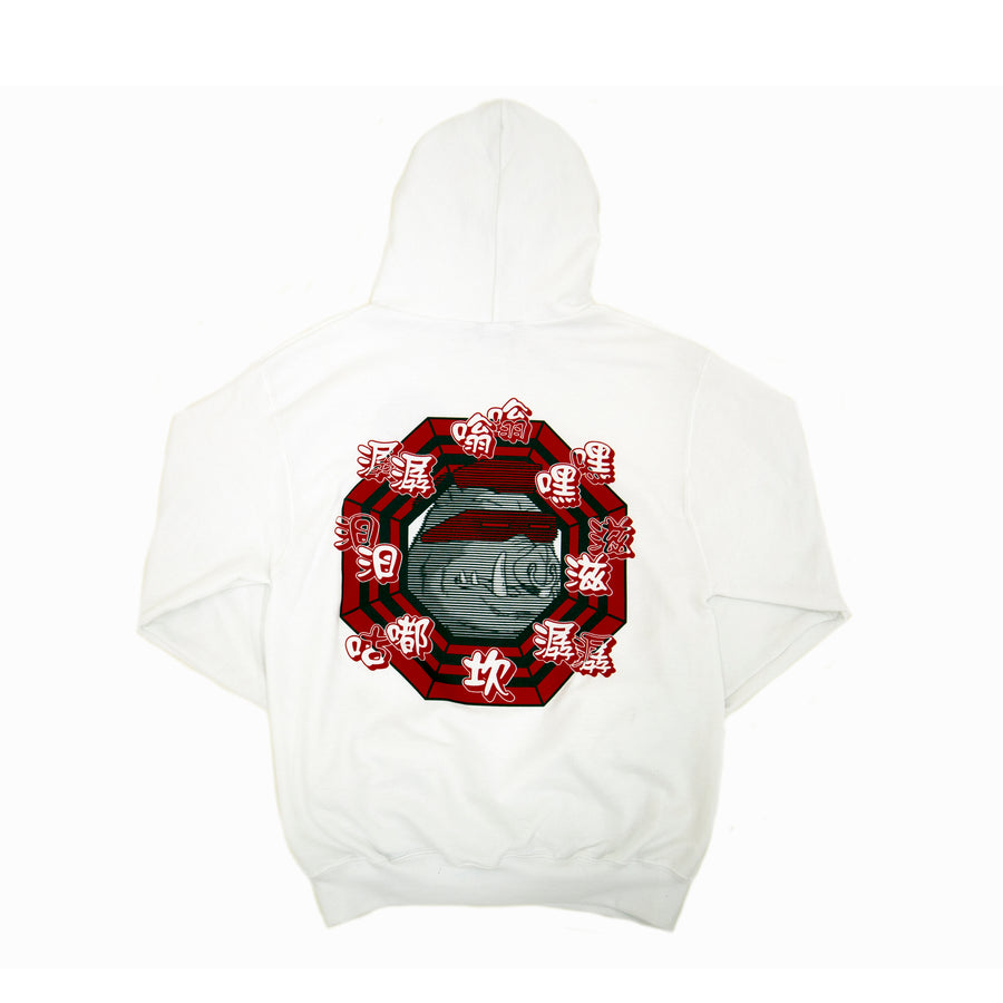 Hot Sale White Hood - The Letter Bet