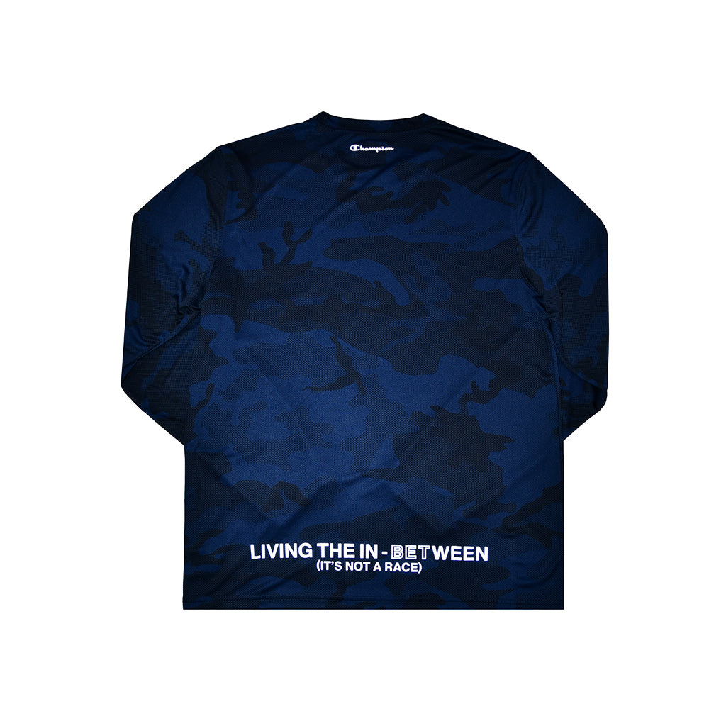 """IN-BETWEEN"" COMPRESSION LONG SLEEVE - The Letter Bet"