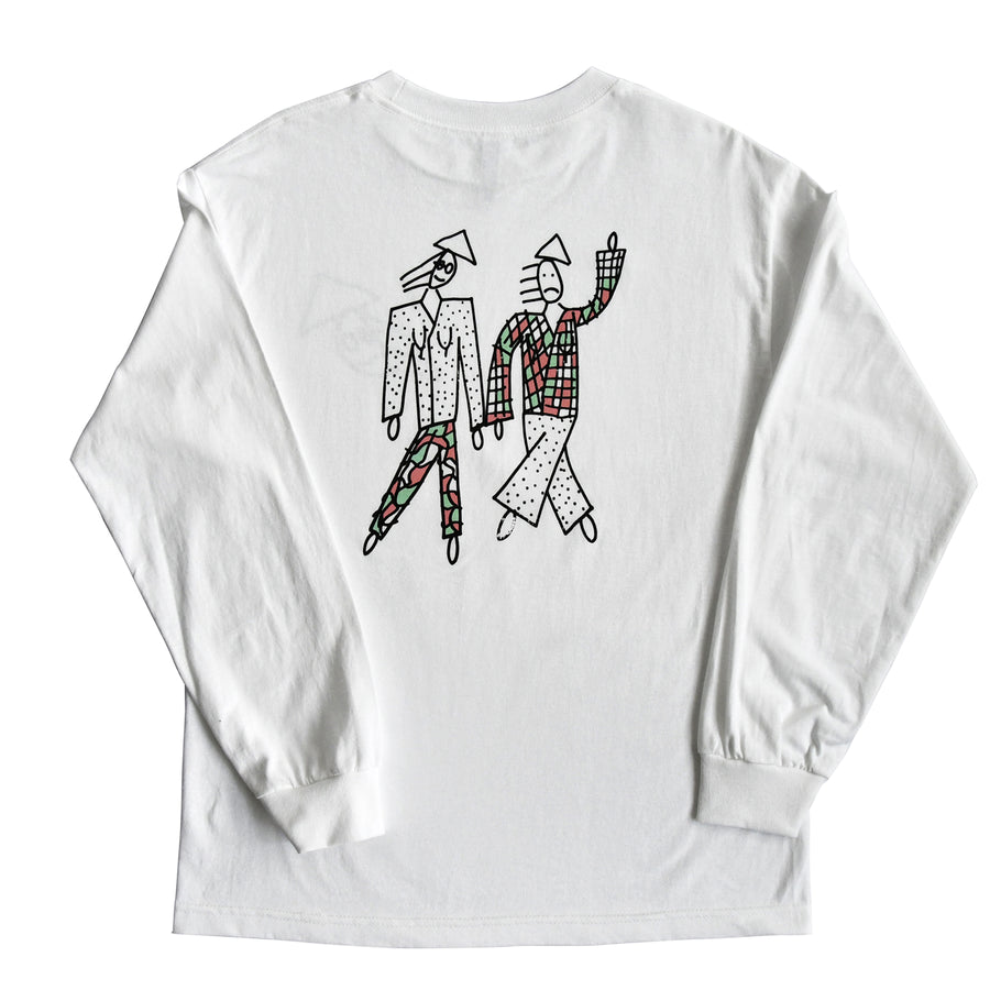 Niels and Jerry - Longsleeve