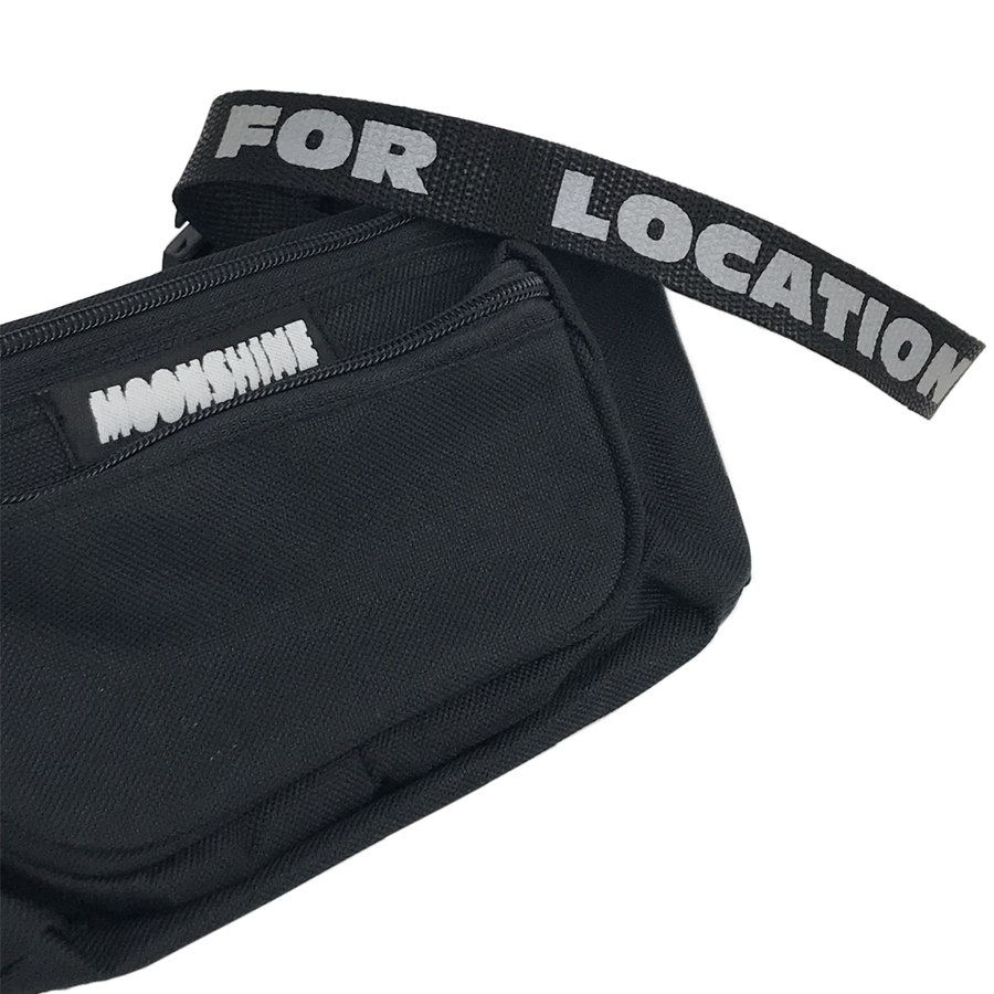 MOONSHINE SMS FOR LOCATION FANNY PACK - The Letter Bet
