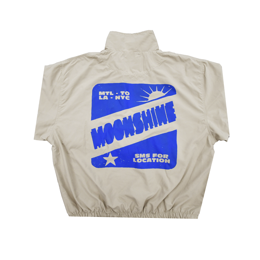 MOONSHINE VINTAGE DEADSTOCK ANORAK - The Letter Bet