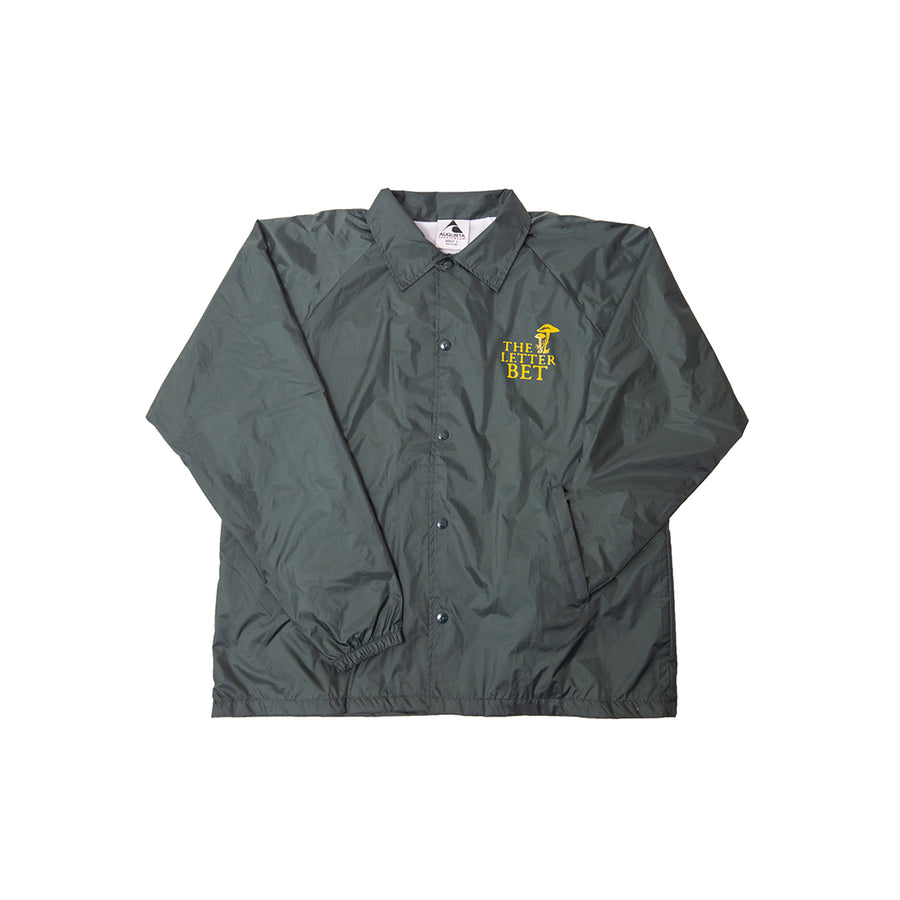 The Life Coaches Jacket - The Letter Bet