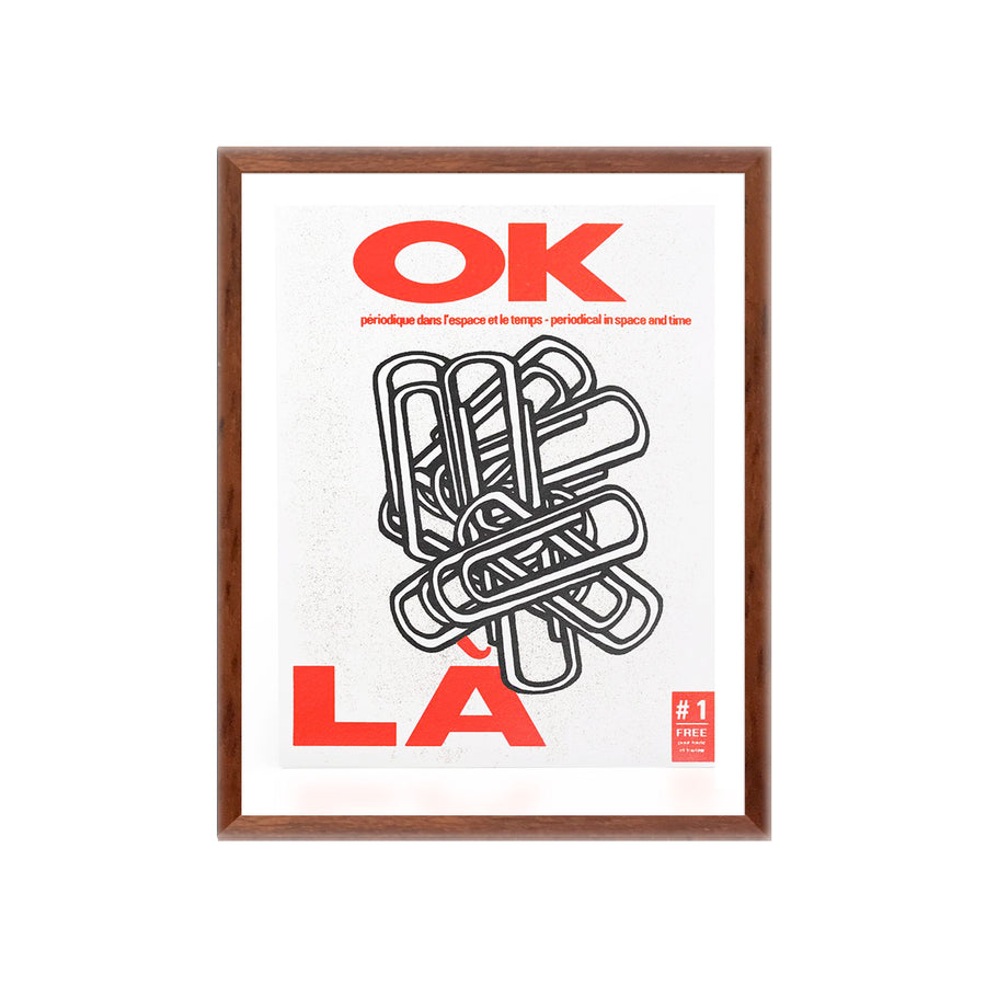 OK LÀ - The Letter Bet