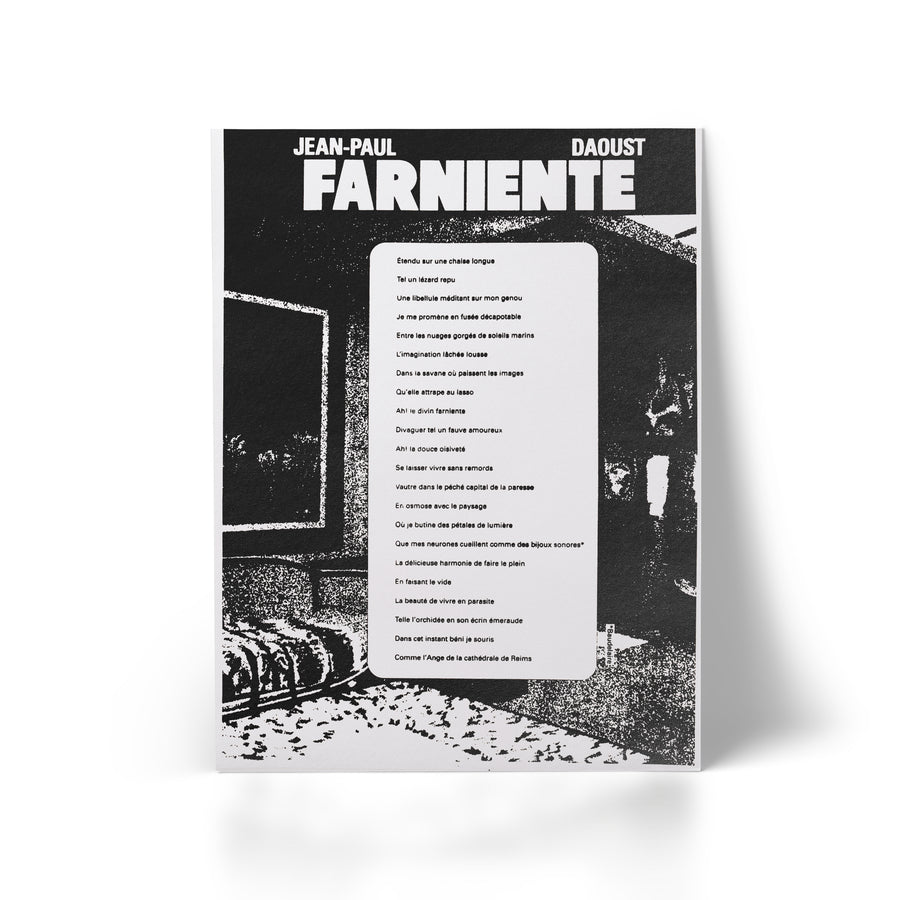 Farniente - The Letter Bet