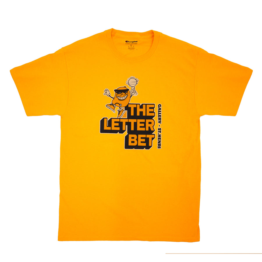 Juicy Pack Mango Tee - The Letter Bet