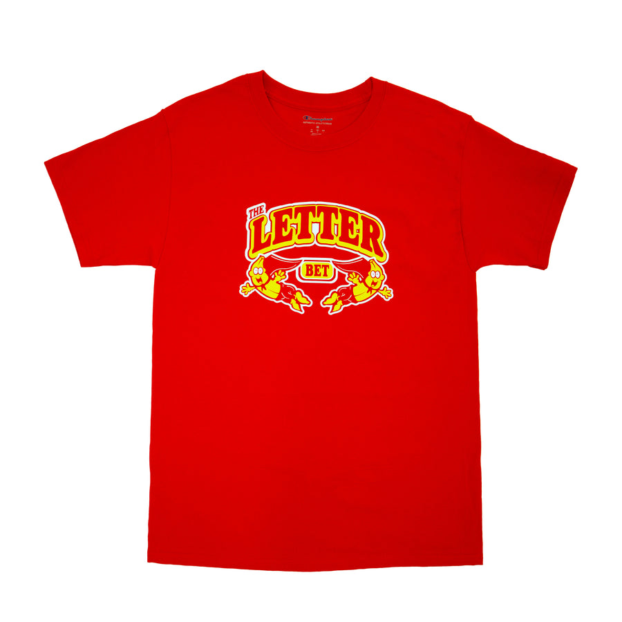 Juicy Pack Banana Tee - The Letter Bet