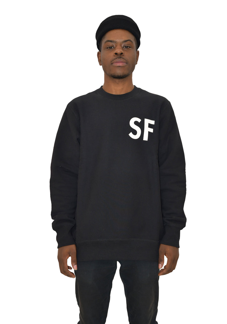 Savoie Fils Crew Neck - The Letter Bet