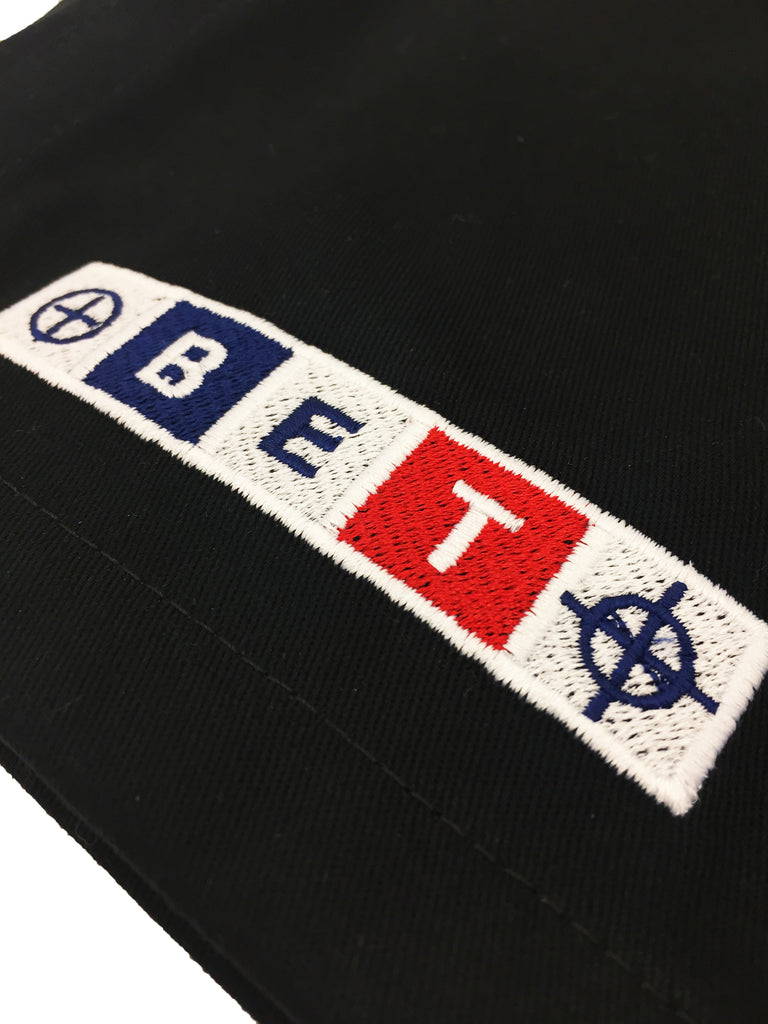 B E T shorts - The Letter Bet