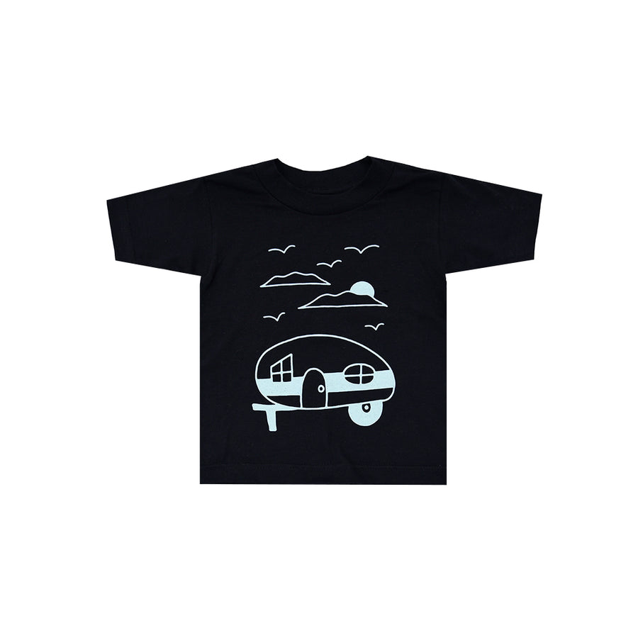 Teardrop Trailer Toddler Tee