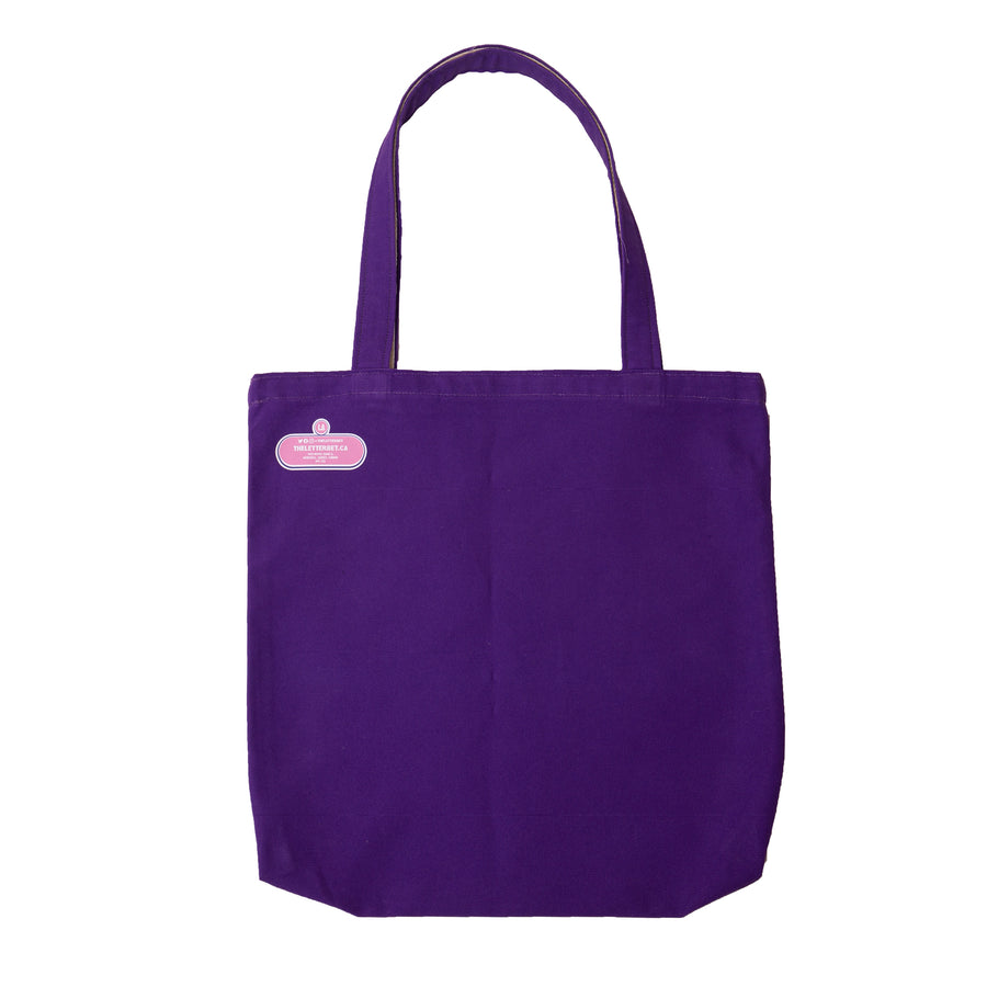 Bonne Journée Tote Bag - The Letter Bet