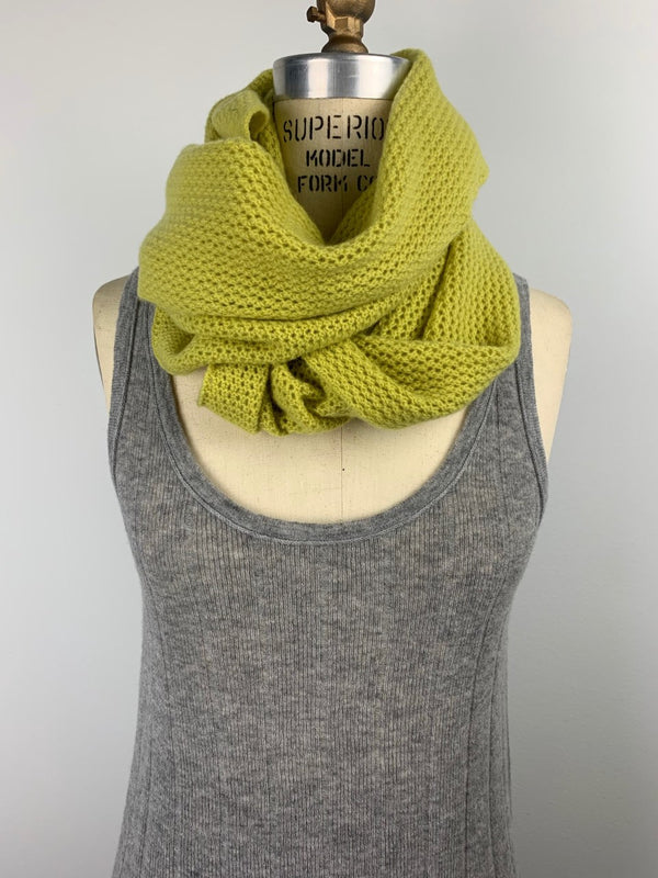 CASHMERE INFINITY SCARF