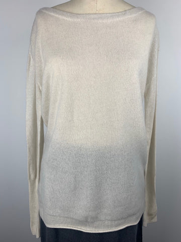 CASHMERE PULLOVER w/ tags