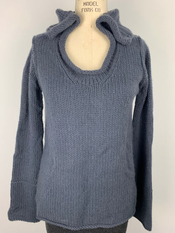 CHUNKY CASHMERE PULL