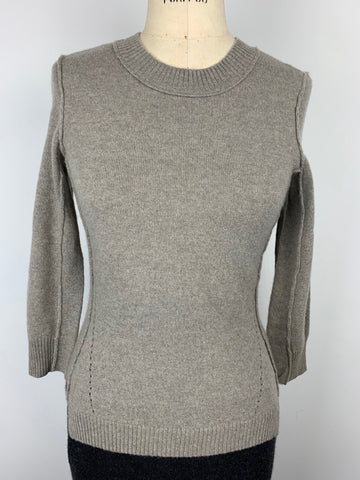 STRETCH CASHMERE PULL