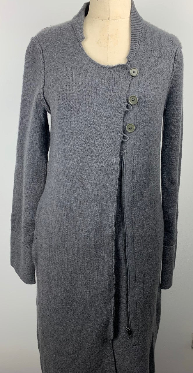 CASHMERE TERRY COAT