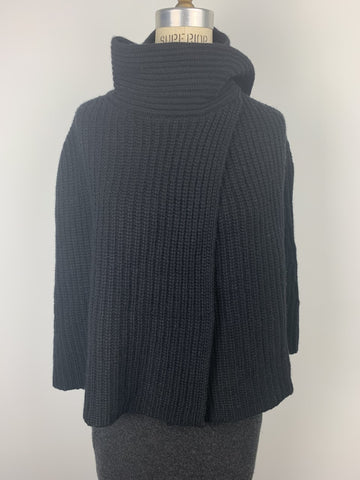 CASHMERE CAPELET W TAGS