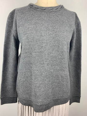 WOOL SWEATSHIRT