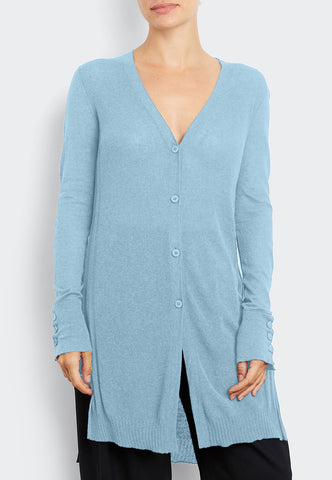 100% Cotton Long Cardi