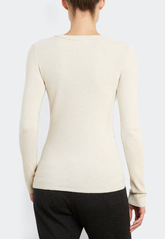 Notch V-Stretch Cashmere