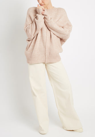 Cotton Wool Relaxed Pull