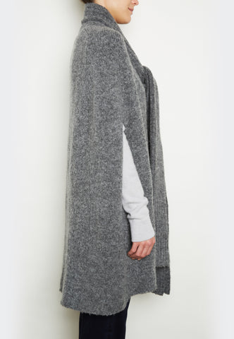 Wool Mix Cape