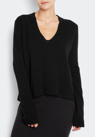 U-Neck Sweater