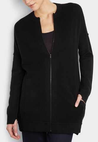 Thermal Zip Cardi