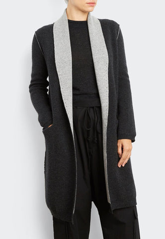 Double Cash Coat