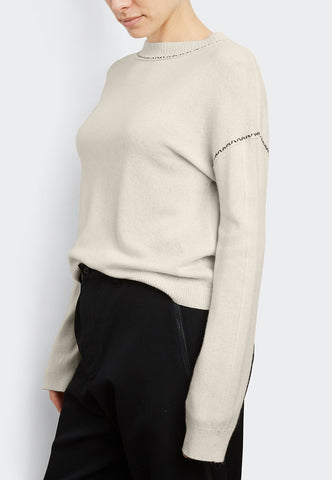 100% Cashmere Relaxed Pull