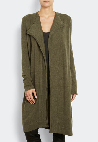 Holiday Cashmere Coat