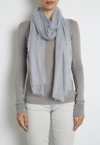 Cotton Block Color Scarf