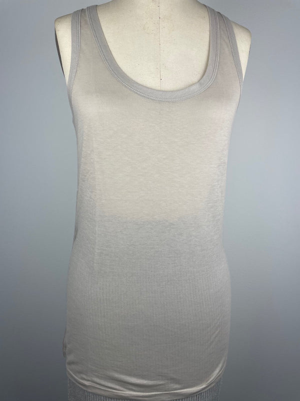 ORGANIC COTTON TISSUE TANK