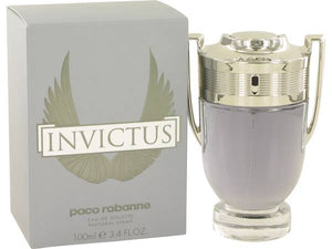 Invictus Cologne by Paco Rabanne 3.4 oz Eau De Toilette Spray for Men